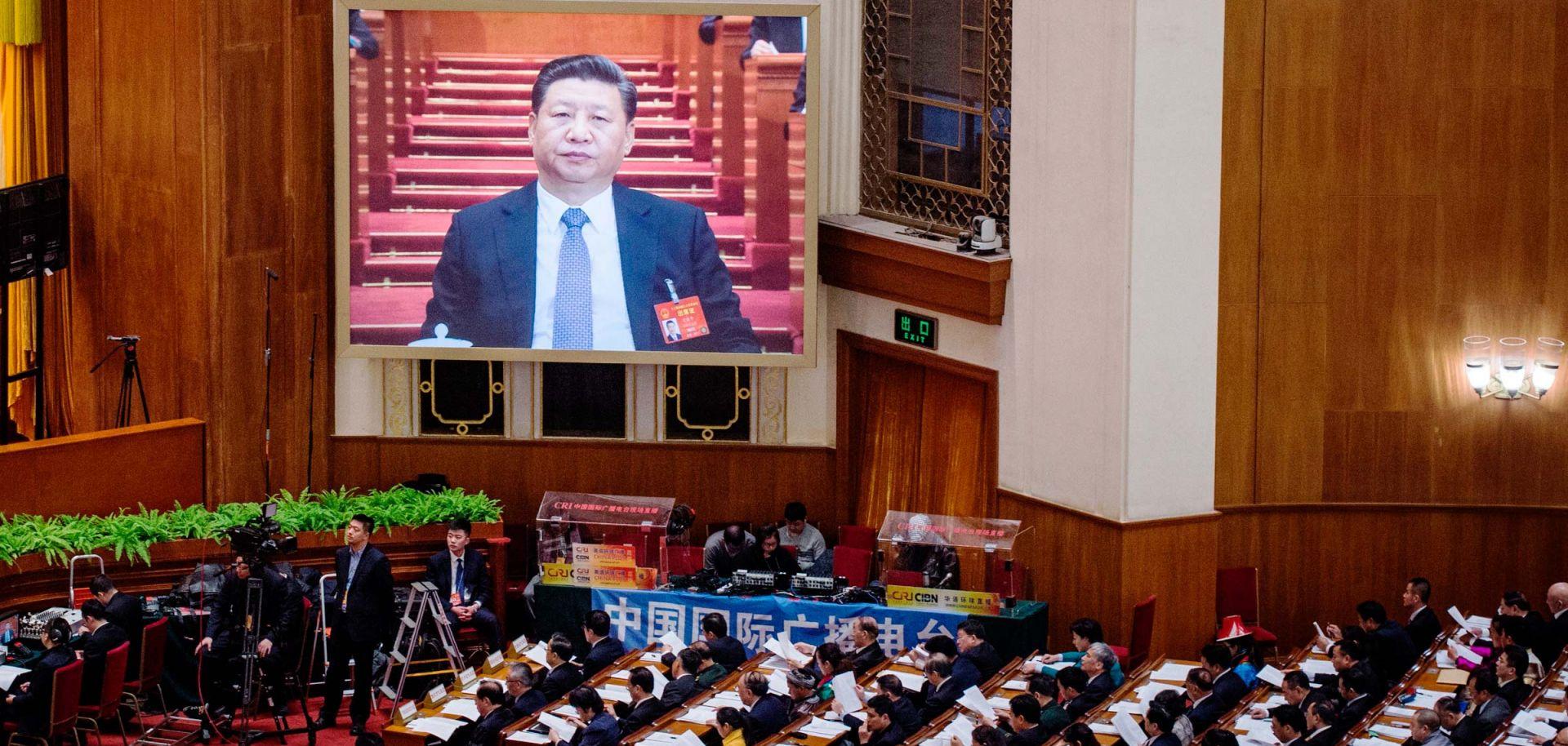 Xi Jinping's Economic Reforms