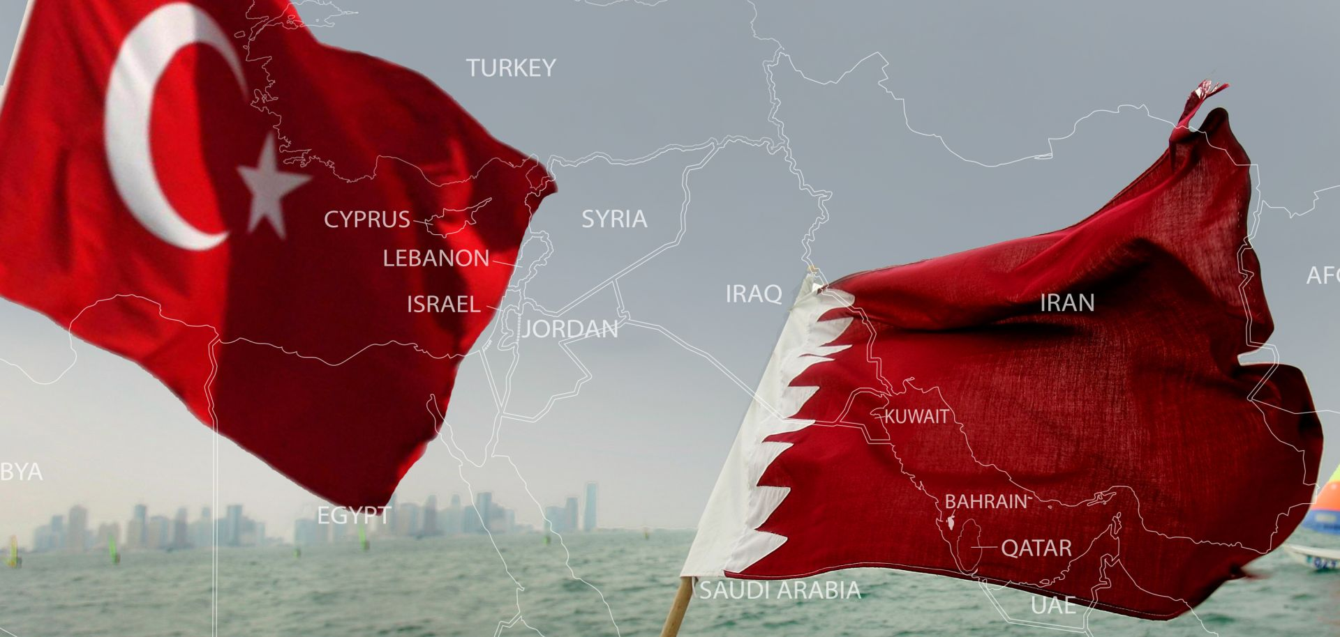 The diplomatic break between Qatar and its Gulf neighbors threatens to pull Turkey into another Middle Eastern conflict.