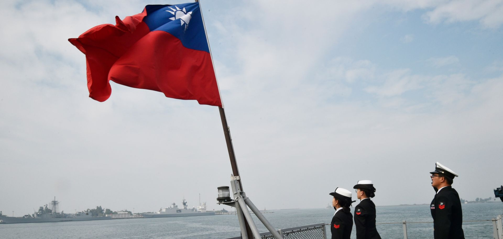 With one phone call from Taiwan, U.S. President Donald Trump kick-started a more intense U.S.-Chinese rivalry.