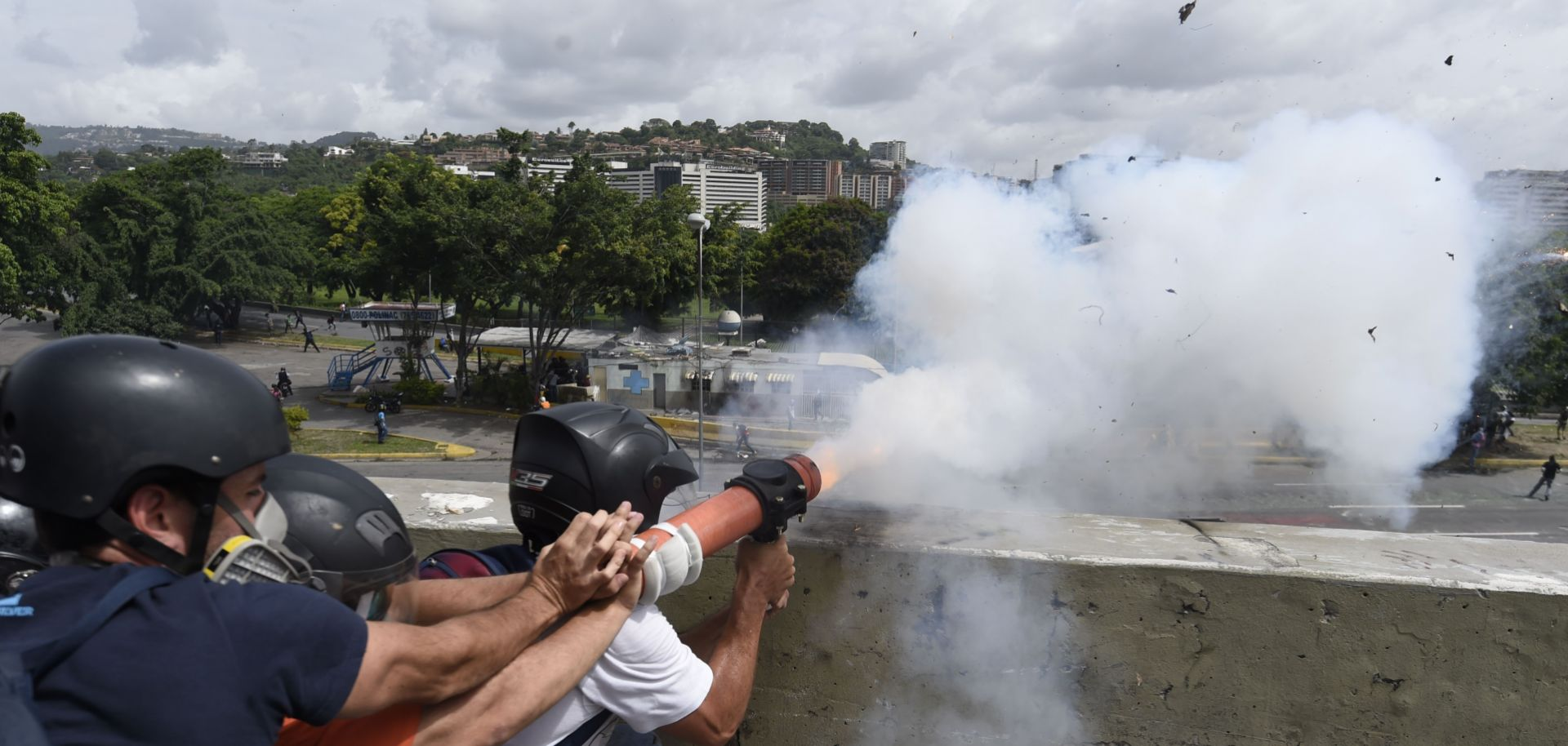 The possibility of new U.S. sanctions against Venezuela's all-important oil sector threatens to thwart the Maduro administration's quest for constitutional revision and exacerbate unrest throughout the nation.