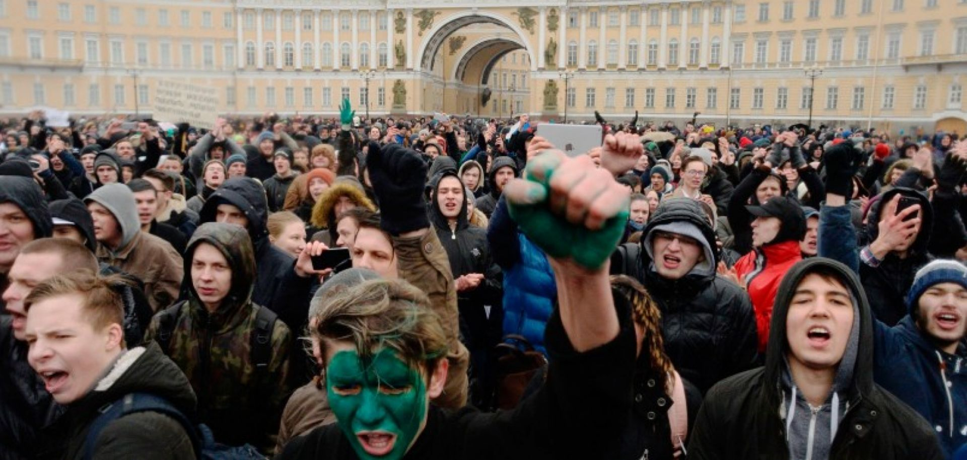 A growing number of Russians today never knew life without President Vladimir Putin, putting the longtime leader in an unfamiliar predicament.
