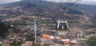 Much has changed in Medellin over the past 20 years.