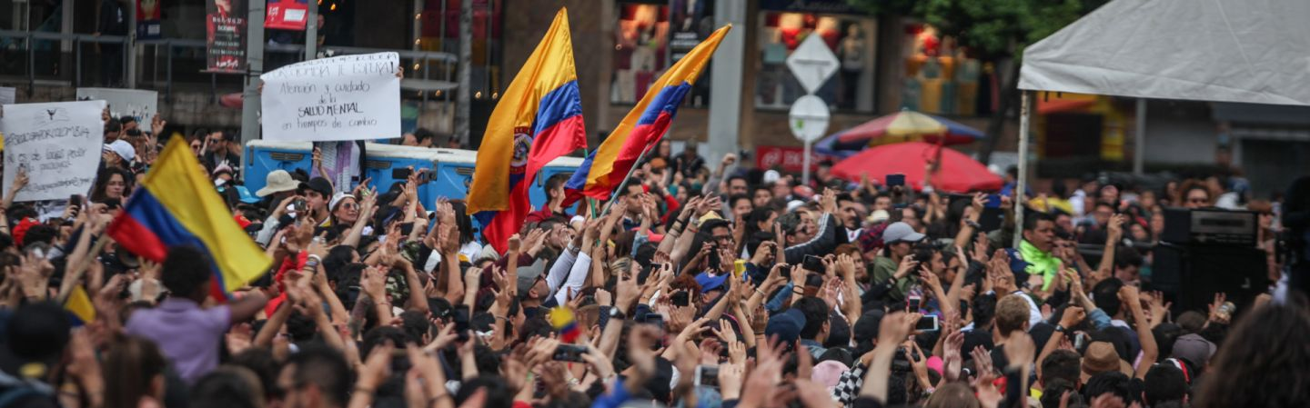 2019–2020 Colombian protests