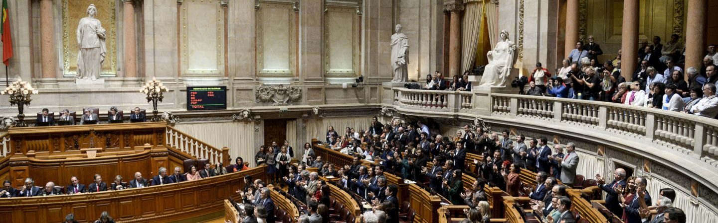 Portugal S Government Falls Prolonging Instability In Lisbon
