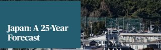 Japan: 25-Year Forecast Stratfor Store report