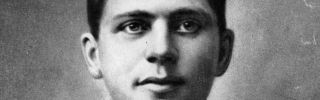 Leon Czolgosz circa 1875, the anarchist and lone wolf assassin of former U.S. President William McKinley.