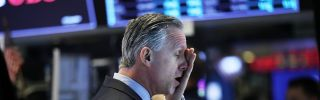 A wild few days on the New York Stock Exchange may signal the return of market volatility.