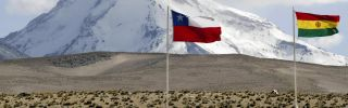 The bitter rivalry between Chile and Bolivia has prevented movement on negotiations that would open up Bolivian exports through Chilean ports