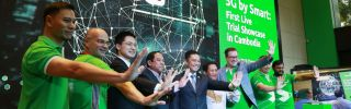 Beyond 5G networks like the one Huawei is helping build in Cambodia with partner Smart Axiata, Chinese companies are aggressively building cloud computing and ecommerce businesses to serve markets in Southeast Asia.