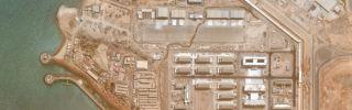 Chinese Naval Base in Djibouti