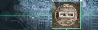 Satellite imagery from Djibouti shows that underground buildings and three layers of defense will protect Beijing's first permanent military facility abroad.
