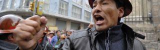 Bolivia's Selective Nationalizations