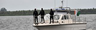 In Western Africa, Piracy Rises Slowly