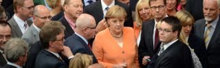Germany: Merkel's Challenges for the Coming Year