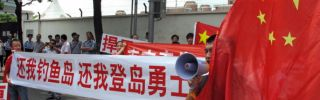 China Looks to Contain Nationalist Protests