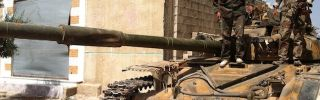 Syrian Rebels' Opportunities Despite Homs Offensive