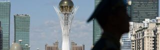 Kazakhstan's Downturn Ripples Into Neighboring Economies
