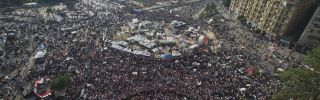 Possible Military Coup in Egypt