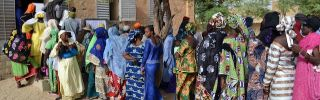 A Presidential Election in Mali