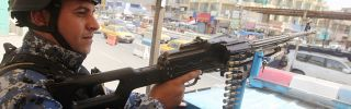 Iraqi Forces Have Blunted the Militant Offensive
