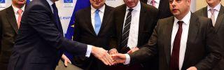 Ukraine, Russia Reach a Natural Gas Agreement