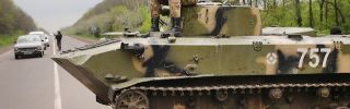 Pro-Russian Separatism Poses a Threat in Eastern Ukraine