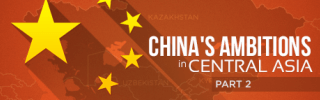 China's Ambitions in Central Asia