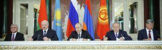 The Tumultuous Birth of the Eurasian Economic Union