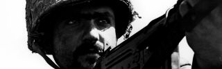 A portrait of an Israeli soldier taken during the Six-Day War.