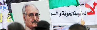 The Man at the Center of Libya's Armed Conflict