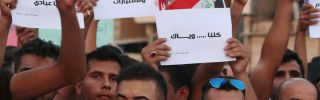 Attempts at Unification Could Divide Iraq More