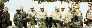 New Saudi King Could Restructure National Guard