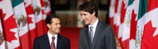 NAFTA's Future: The Three Amigos Will Dance Alone