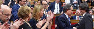 Catalonia's New Government Will Struggle With Secession