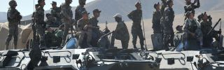Growing Concern on the Northern Afghan Border