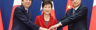 East Asia's Leaders Search for Common Ground