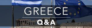 Explaining the Greek Situation