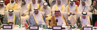The combination of military and economic leadership within the Gulf Cooperation Council will keep it unified through a trying economic and political time.
