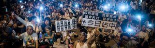 Hong Kong's Antagonism Toward Mainland China Rises Over Election