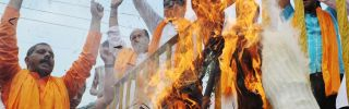 The Rise of Hindu Nationalism Strains India's Fault Lines