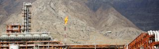 Iran's Plans to Export Natural Gas to Europe Face Obstacles