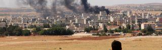 Why the Islamic State Raided Kobani