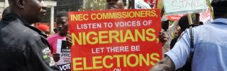 Postponing Nigeria's Elections Buys President Time