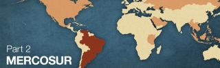 Economic Unions Series: Mercosur (Display)