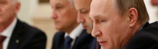Russian President Vladimir Putin has remained relatively centrist. Now, Russia's political elite, as well as its voting public, want him to take a side. To remedy Russia's many problems, something will have to give -- but what?