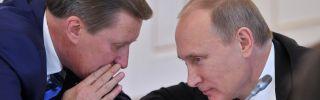 Putin Strikes Down a Powerful Ally