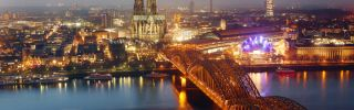 The Fortunes of Germany's Rhineland Flow Through the Ages