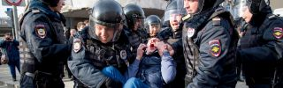 Last weekend's protests were organized by opposition heavyweight Alexei Navalny, who traveled through half a dozen Russian cities to promote his anti-corruption campaigns against Kremlin elites. But the movement also had a considerable grassroots element.