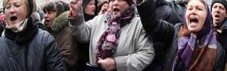 Russia Looks Beyond Crimea in Ukraine