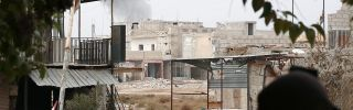 Syria Draws More International Involvement
